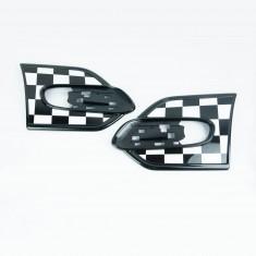 MINI F55 F56 F57 Trim set with pad NEW  Zierblendenset mit Pad NEU  5113 2347948