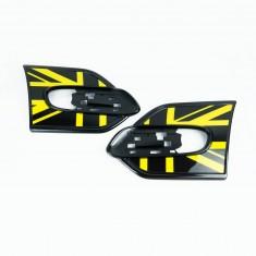 MINI F55 F56 F57 Trim set with pad NEW  Zierblendenset mit Pad NEU  5113 2410446
