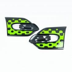 MINI F55 F56 F57 Trim set with pad NEW  Zierblendenset mit Pad NEU  5113 2355376