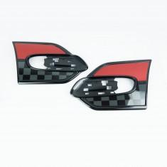 MINI F55 F56 F57 Trim set with pad NEW  Zierblendenset mit Pad NEU  5113 2355377