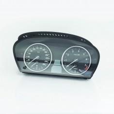 BMW E60 E61 Instrumentenkombi I-Kombi Cluster tachometer benzin 260 km/h CG60269
