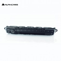 BMW F20 F21 F30 F31 F32 F33 F36 Bedieneinheit Audio FBM chrom ECE
