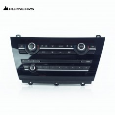 BMW F15 F16 F85 F86 Klimabedienteil radio panel HIGH BAND