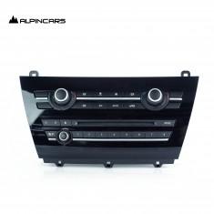 BMW F15 F16 F85 F86 Klimabedienteil A/C radio panel LOW ECE