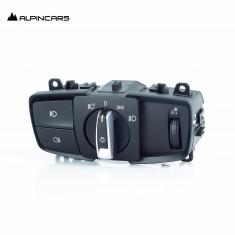 BMW F15 F16 F85 F86 Bedieneinheit Xenon Licht Night Vision