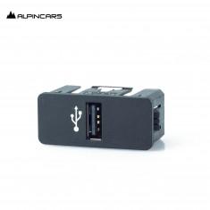 BMW F87 F30 F31 F34 F35 F32 F82 F33 F83 F36 USB Buchse schaltbar socket  9230248