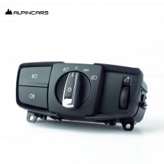 BMW F20 F22 F30 F32 F36 Bedieneinheit Licht Schalter Light control swich 9393947