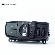 BMW F20 F22 F30 F32 F36 Bedieneinheit Licht Schalter Light control swich 9393948