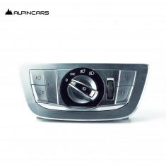 BMW G11 G12 Bedieneinheit Licht Lichtschalter control elemen light swich 9388939