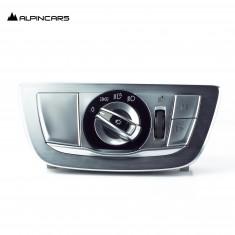 BMW G11 G12 Bedieneinheit Licht Lichtschalter control elemen light swich 9388943