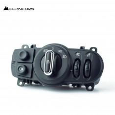 MINI F54 F55 F56 F57 Bedieneinheit Lichtschalter control el light swich  6824877