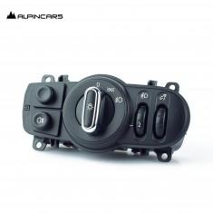 MINI F54 F55 F56 F57 Bedieneinheit Lichtschalter control el light swich  6824880