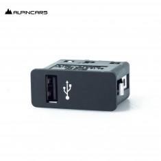 BMW F39 F45 F46 F48 F49 F52  ORIGINAL USB Buchse schaltbar / USB socket  6820397