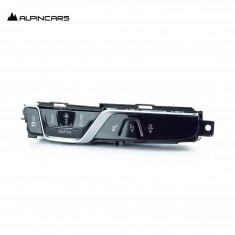 BMW G11 G12 7 7er Bedieneinheit Mittelkonsole PDC Surround View LL swich 9398274