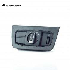 BMW F22 F23 F34 F36 F87 M Bedieneinheit Licht Light control panel swich  6847504