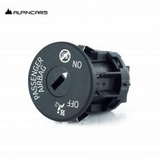 BMW E60 F01 F06 F10 F15 F30 G11 G30 Schalter Deaktivierung Airbag swich  9326501