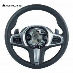 BMW G05 X G11 G15 G30 G31 G38 LCI M LEDER LENKRAD LEATHER STEERING WHEEL HEATING