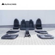 BMW F01 tapicerka fotele środek komforty wentylacj