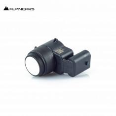 BMW E81 E82 E87 E88 E90 E92 Original Ultraschallsensor Grau / PDC sensor 9255135