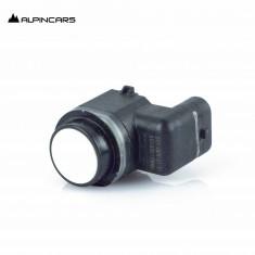 BMW F70 F71 F01 F02  Ultraschallsensor Alpineweiss  /  Ultrasonic sensor 9173106
