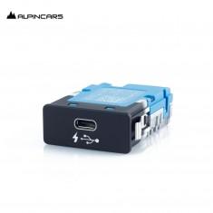 BMW F48 G11 G12 G14 G15 I01 G20 Original USB Buchse schaltbar/USB socket 8794158