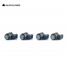 4x BMW E70 E71 F01 F02 Ultraschallsensor Sophistograu/ Ultrasonic sensor 9173106