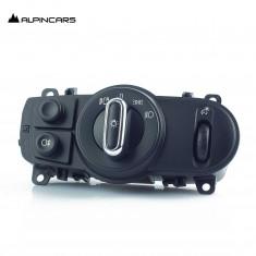 MINI F54 F55 F56 F57 Bedieneinheit Lichtschalter control el light swich  9865841