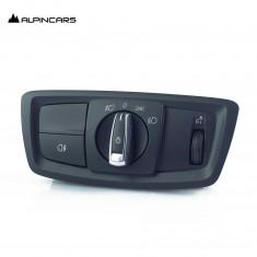 BMW F20 F22 F48 F52 F87 Bedieneinheit Licht Schalter/ Cont. light switch 6847520