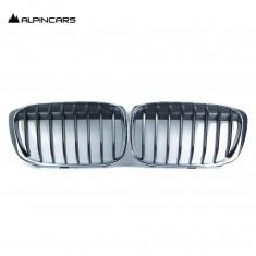 BMW F48 F49 Ziergitter Front links und recht/ Grille, front set  7383363 7383364