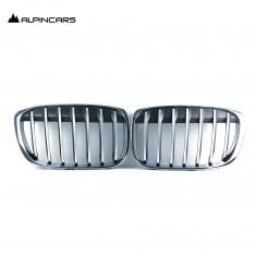 BMW F48 F49 Ziergitter Front links und recht/ Grille, front set  7383365 7383366