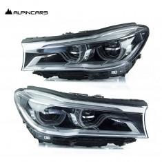BMW G01 X3 G02 X4 lampa Adaptive Led lewa
