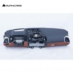 BMW G14 G15 8 Deska rozdzielcza konsola skóra FV
