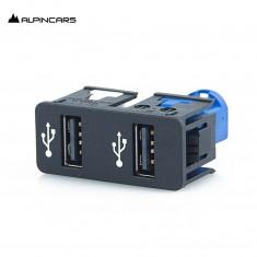 MINI F55 F56 F57 USB gniazdo podwójne