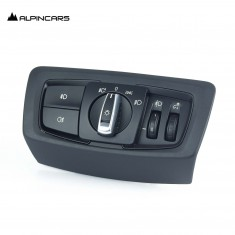 BMW  F15 X5 F45 F46 2er  Bedieneinheit Licht Light control panel switch  9865814