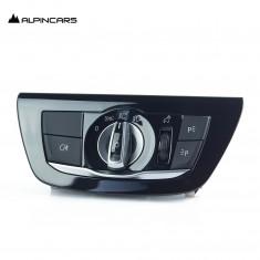 BMW G30 G31 G90 M Bedieneinheit Licht Schalter Light control panel swich 9493733