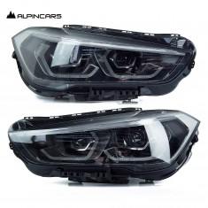 BMW F32 F36 F80 F82 LCI lampa Adaptive Led lewa LL