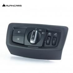 BMW F45 F46 214d  Cremig Bedieneinheit Licht Light control panel switch  9390203
