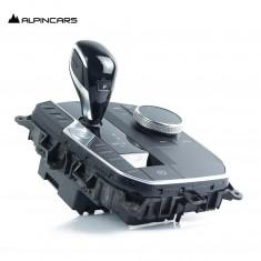 BMW 3er G20 Gangwahlschalter Gear selector lever black gloss ECE 9891342 9891527