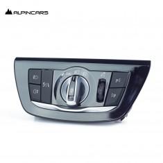 BMW G30 G31 F90 M Bedieneinheit Licht Schalter Light control panel swich 6841887