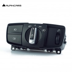 BMW F15 X5 F16 F45 F46 Bedieneinheit Licht Light control panel swich LED 9865813