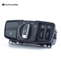 BMW F20 F22 F23 F30 F31  Bedieneinheit Licht Schalter Cont. light switch 9265301