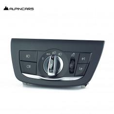 BMW G01 G02 G08 M Bedieneinheit Licht Schalter Light control panel swich 9472966