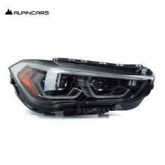 BMW X1 F48 LCI F49 X Led Scheinwerfer headlight SAE US complete ICON extended N5