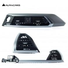 BMW G01 X3 G02  Original Blende I-Tafel alum.Rhombicler Trim inst. panel LA89676