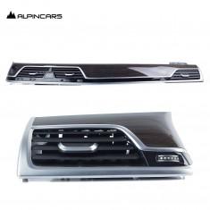 BMW 7er G11 G12 Blenden I-Tafel Fineline Braun dash trims Fineline Braun 9299493