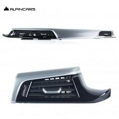 BMW G30 G31 G38  alum.Rhombicle pearl Dekorleistnen Satz Dashboard trims 8070620