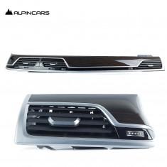 BMW 7er G11 G12  Blenden I-Tafel Fineline Braun Dashboard trims  6992200 9299495