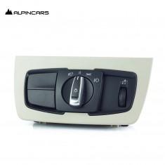 BMW F22 F23 F34 F36 F82 F83 F87 Bedieneinheit Licht Light control switch 9393939