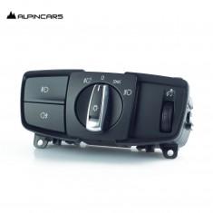 BMW F15 X5 F16 F45 F46 Bedieneinheit Licht Light control panel swich LED 9390202