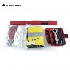 BMW Sicherheitsset Safety set  2147800  9406650 6770427  2288693 2311350 9406645